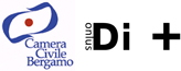 camera civile bergamo - Di + onlus